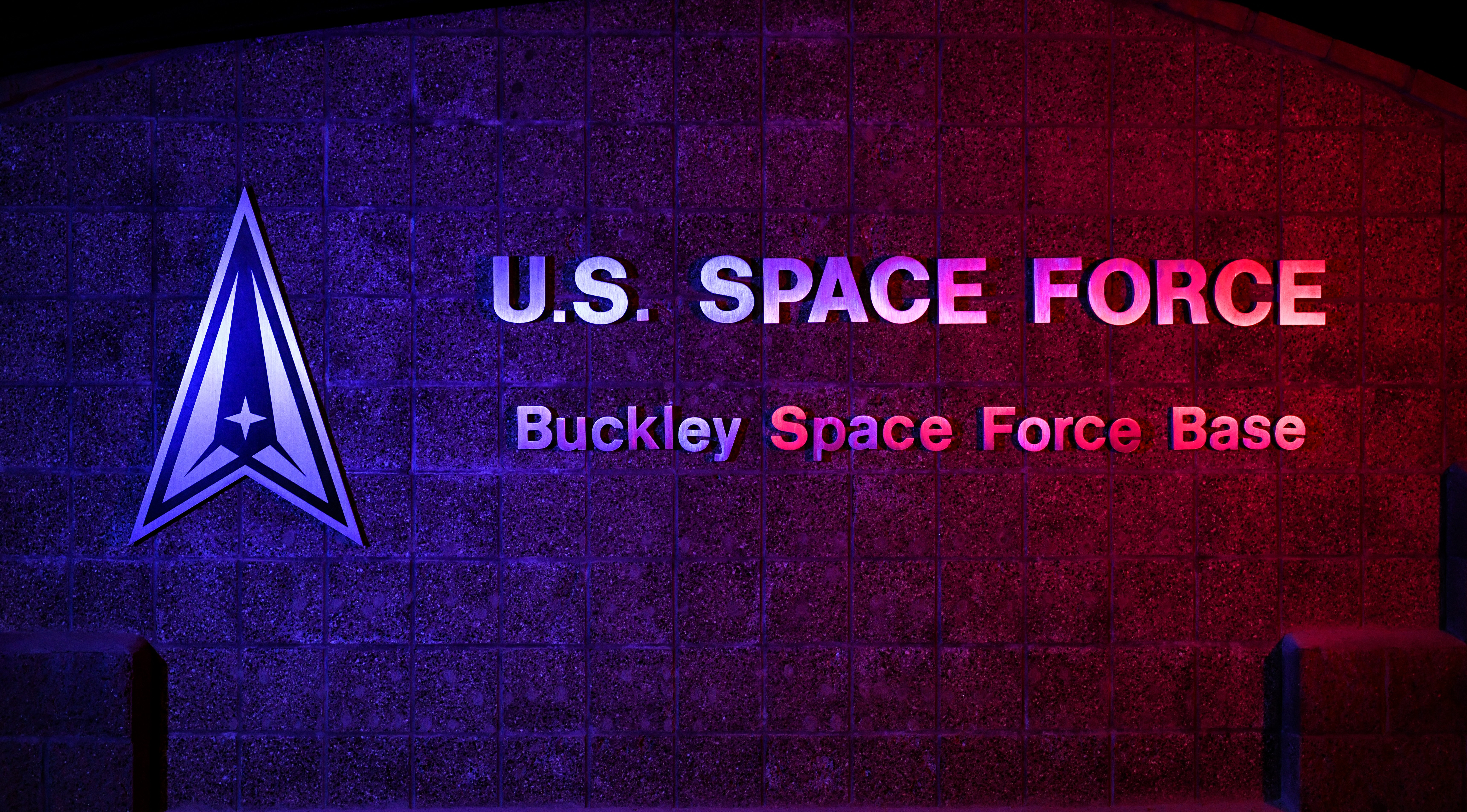 Buckley receives new name, commander